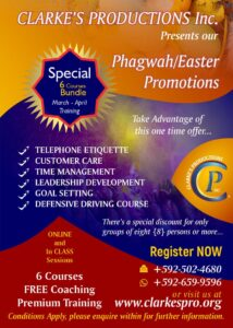 Pagwah/Easter Promotion